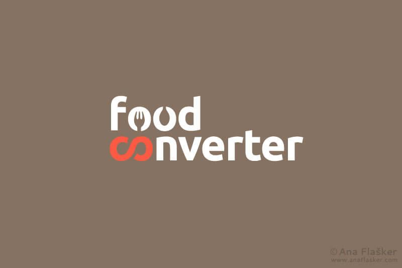 Food converter logo