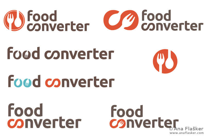Food converter design