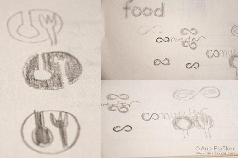 Food converter sketch