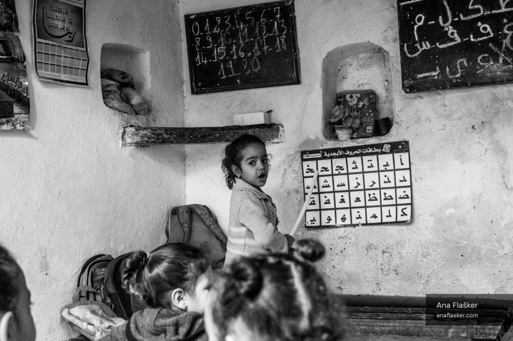 moroccan school, arabic teacher