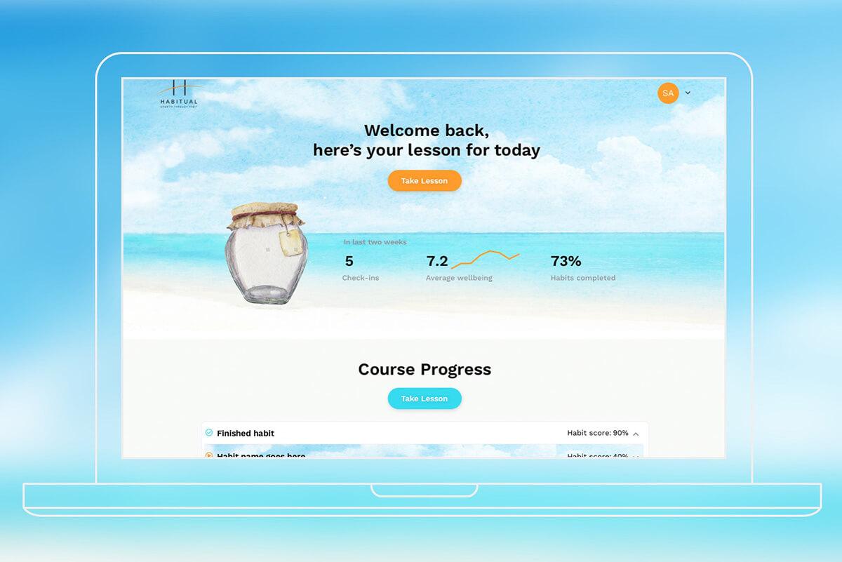 creating a habit app
